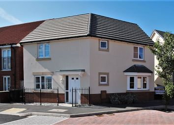 Thumbnail 3 bed detached house for sale in Appledore Drive, Bridgwater
