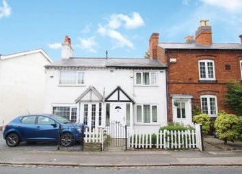 Thumbnail 2 bed cottage for sale in Prince Of Wales Lane, Yardley Wood, Birmingham