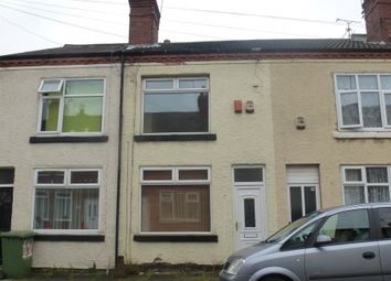 Thumbnail 2 bedroom terraced house for sale in Thoresby Street, Mansfield