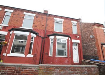 Thumbnail 3 bed terraced house for sale in Laburnum Road, Manchester