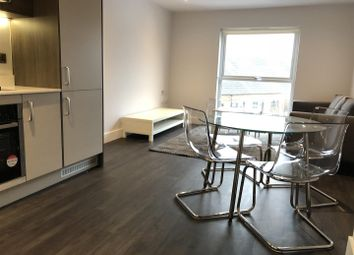 Thumbnail 1 bedroom flat to rent in Aria Apartments, Chatham Street, Leicester
