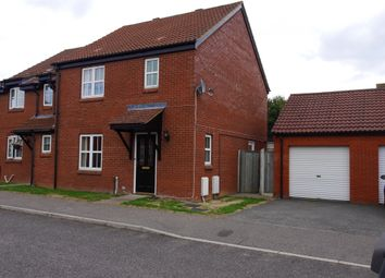 Thumbnail 3 bed semi-detached house to rent in Allen Road, Hadleigh, Ipswich, Suffolk