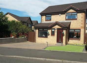 Thumbnail 3 bed detached house for sale in Barony Drive, Baillieston, Glasgow