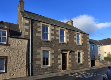 Thumbnail 4 bed semi-detached house for sale in Burrell Street, Comrie