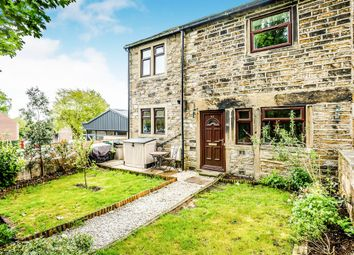 Thumbnail 3 bedroom end terrace house for sale in Northgate, Almondbury, Huddersfield