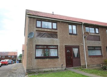 Thumbnail 3 bedroom end terrace house for sale in Overton Mains, Kirkcaldy