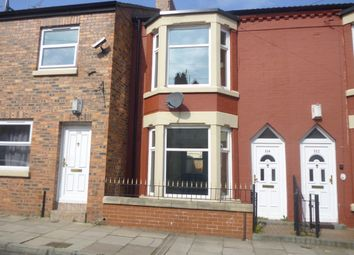 Thumbnail 2 bed terraced house for sale in Patterson Street, Birkenhead
