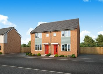 """Thumbnail 3 bed property for sale in """"The Bramcote At Kings Park, Corby"""" at Gainsborough Road, Corby"""