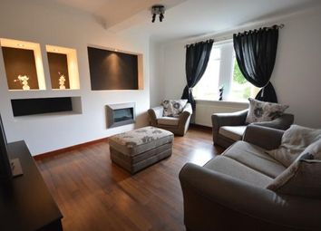 Thumbnail 1 bed flat for sale in Culzean Crescent, Kilmarnock