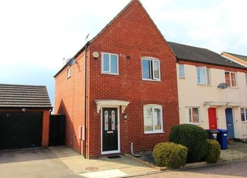 Thumbnail 3 bed end terrace house for sale in Cramswell Close, Haverhill, Suffolk