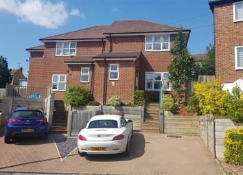 Thumbnail 2 bed semi-detached house for sale in Amethyst Avenue, Chatham, Kent