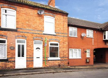 Thumbnail 2 bed terraced house for sale in Stafford Street, Barwell, Leicester