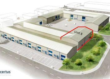 Thumbnail Commercial property to let in Unit 8, Phoenix Enterprise Park, Gisleham, Lowestoft