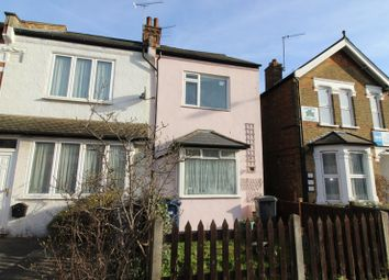 Thumbnail 3 bed end terrace house to rent in East Barnet Road, New Barnet, Barnet