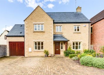 Thumbnail 4 bed detached house for sale in Nursery Close, Moreton-In-Marsh