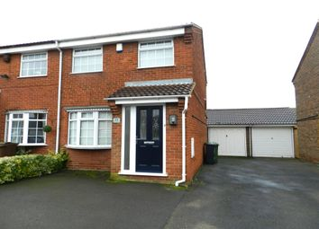 Thumbnail 2 bedroom semi-detached house for sale in Tackford Close, Birmingham