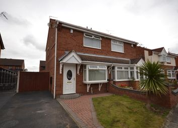 Thumbnail 3 bedroom semi-detached house for sale in April Rise, Bootle, Bootle