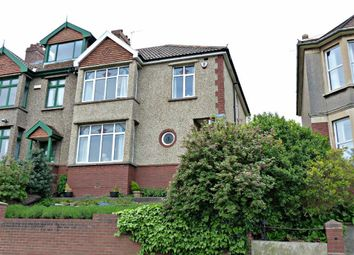 Thumbnail 3 bed property for sale in Rookery Road, Knowle, Bristol