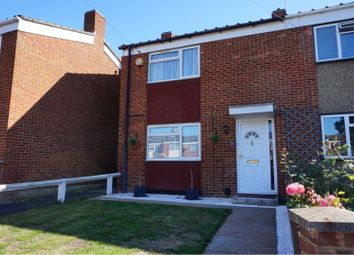 Thumbnail 2 bed end terrace house for sale in Minster Way, Slough