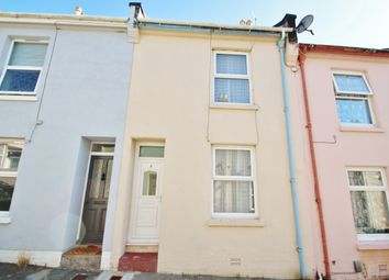 Thumbnail 2 bed terraced house for sale in Duckworth Street, Plymouth, Devon