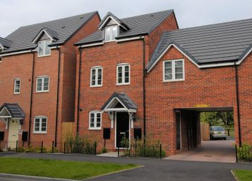 Thumbnail 4 bed semi-detached house for sale in Armitage Gardens, Armitage Road, Rugeley