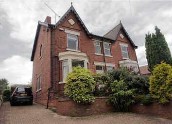 Thumbnail 4 bed semi-detached house for sale in Heanor Road, Ilkeston