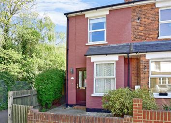 Thumbnail 2 bed end terrace house for sale in Sussex Road, Tonbridge, Kent