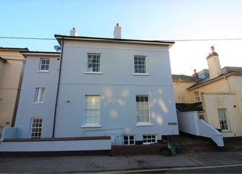 Thumbnail 1 bed flat to rent in Rock Mansions, 44 Fore Street, Budleigh Salterton, Devon.