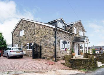 Thumbnail 4 bed detached house for sale in Black Clough Cottage Black Clough, Shaw, Oldham