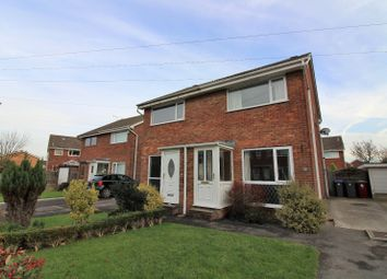 Thumbnail 2 bedroom semi-detached house for sale in Dalby Close, Cleveleys