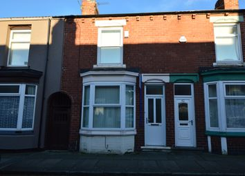 Thumbnail 2 bed terraced house to rent in Angle Street, Middlesbrough