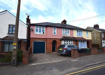 Thumbnail 4 bedroom semi-detached house for sale in Coggeshall Road, Braintree