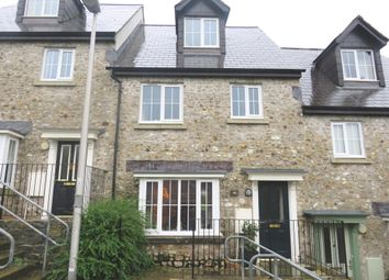 Thumbnail 3 bed town house for sale in Flax Meadow Lane, Axminster