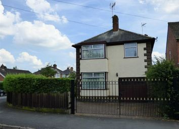 Thumbnail 3 bed detached house for sale in Heath Way, Rugby