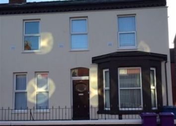 Thumbnail 6 bed property to rent in Salisbury Road, Wavertree, Liverpool