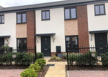 Thumbnail 2 bed terraced house for sale in Glebelands Park, Leicester Road, Ashton Green, Leicester