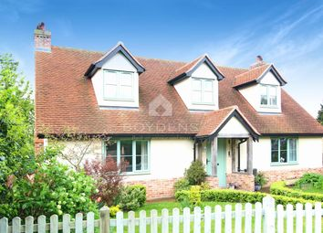 Thumbnail 3 bed detached house for sale in Greenlawns, Little Clacton, Clacton-On-Sea