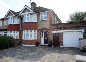 Thumbnail 3 bed semi-detached house for sale in Kenilworth Drive, Rickmansworth