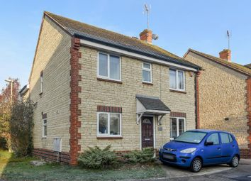 Thumbnail 4 bedroom detached house to rent in New Langford Village, Bicester