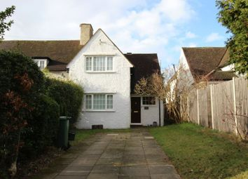 Thumbnail 3 bed cottage for sale in Breech Lane, Walton On The Hill, Tadworth
