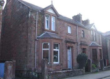 Thumbnail 3 bed semi-detached house for sale in Victoria Road, Annan