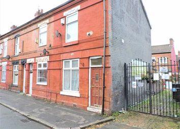 Thumbnail 2 bedroom terraced house for sale in Hemmons Road, Longsight, Manchester