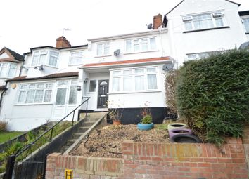Thumbnail 4 bedroom terraced house to rent in Michael Road, London