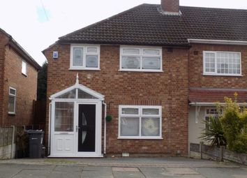 Thumbnail 3 bed property for sale in Southgate Road, Great Barr, Birmingham
