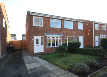 Thumbnail 2 bed semi-detached house for sale in Shaftsbury Drive, Brandon, Durham, Durham