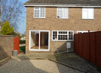 Thumbnail 3 bedroom town house to rent in 26 Stocks Hill, Manton, Rutland