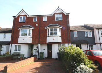 Thumbnail 4 bedroom terraced house to rent in Tappers Close, Topsham, Exeter