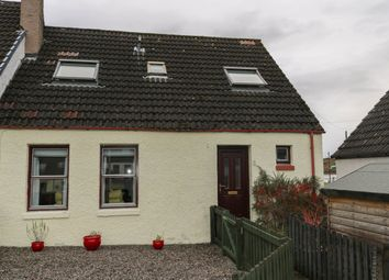 Thumbnail 3 bed end terrace house for sale in Lochside, Dornie