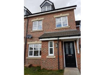Thumbnail 4 bed town house for sale in Drillfield Road, Northwich