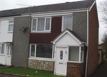 Thumbnail 2 bed end terrace house for sale in Landseer Road, Southampton